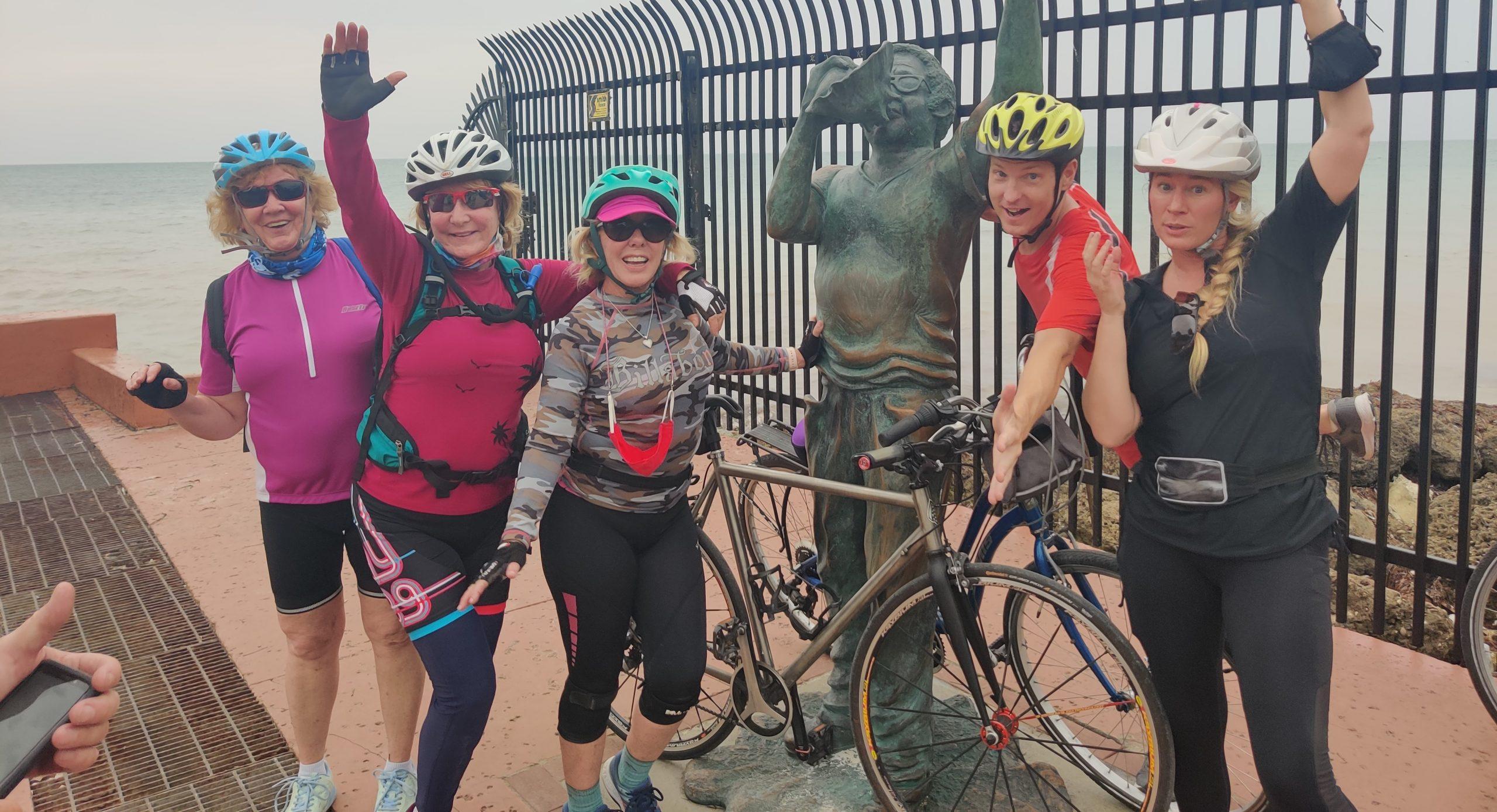 Key West to Key Fargo Bike Tour